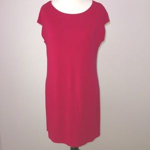 Chico's Scoop Neck Knit Dress